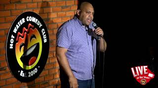 Che Burnley   LIVE at Hot Water Comedy Club