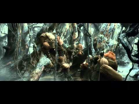 The Hobbit: The Desolation of Smaug - Mirkwood Extended Scene - Official Warner Bros. UK