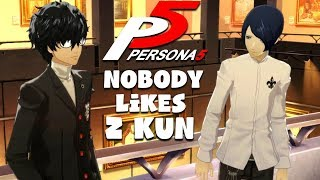 NOTHING WENT RIGHT THIS EPISODE (Everybody hates Z-kun)   Persona 5 [39]