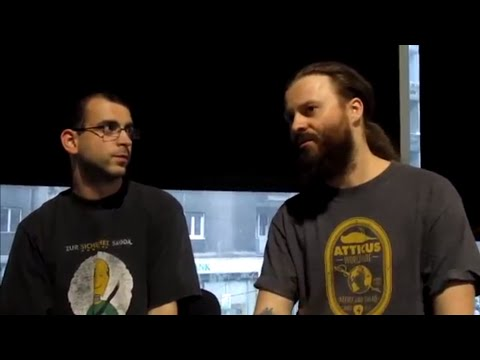 Interview with Vogg of Decapitated (Belgrade 2016)