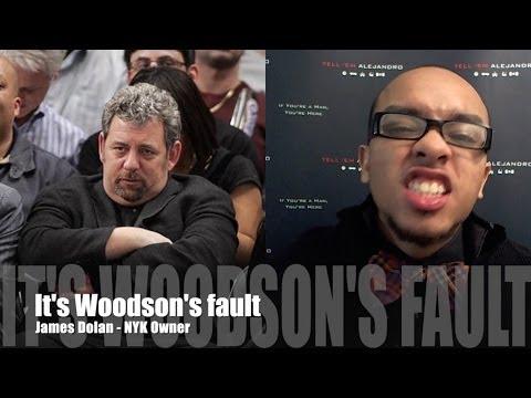 TEA: TOUGH TOPIC Mike Woodson FIRED! New York Knicks Next Coach?