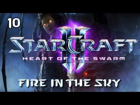 ★ StarCraft II: Heart of the Swarm - Part 10