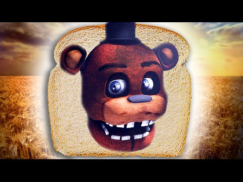 [SFM FNAF] Markiplier plays I Am Bread | Total Rampage!