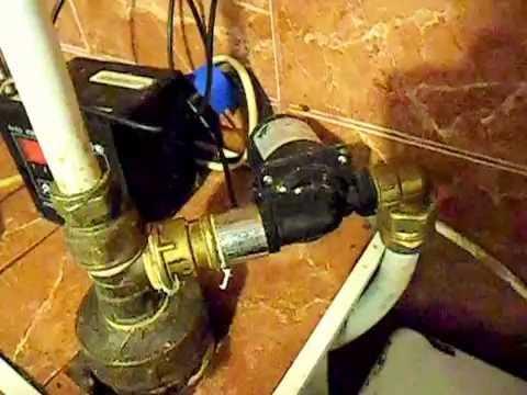 Циркуляционный насос 12 вольт для отопления своими руками 44