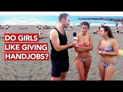 Do girls like giving handjobs? Valentines Special! thumbnail