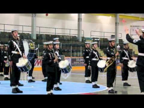 South Vancouver Island Sea Cadet Massed Band 2013 (RCSCC RAINBOW and RCSCC BEACON HILL)