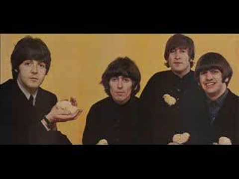 Beatles - Theres A Place