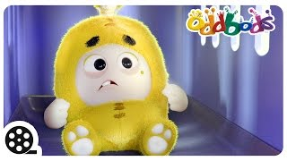 Oddbods | Baby Bubbles Is In Trouble | Funny Cartoons For Kids