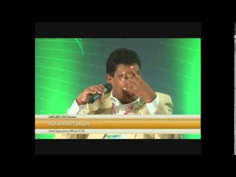 LBR LBO Enterprise Summit 2015 - Session 01: Business Leaders Round Table- Business Model Disruption
