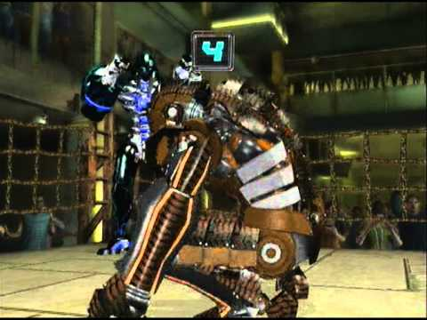 real steel online game free play