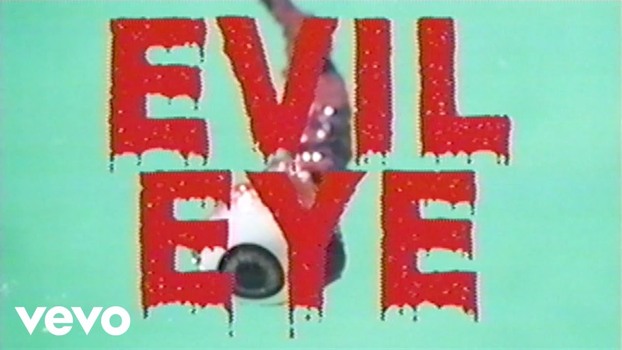 Evil Right Eye Franz Ferdinand Evil Eye