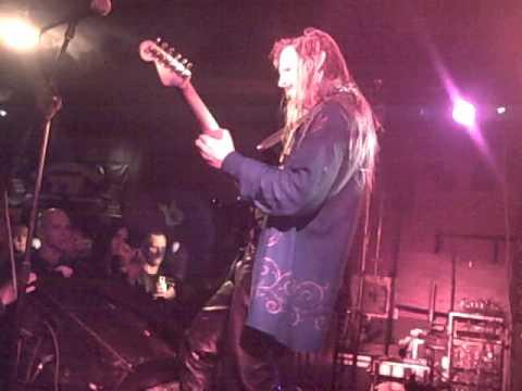 John Christ of Danzig live at Sinix Rock Club