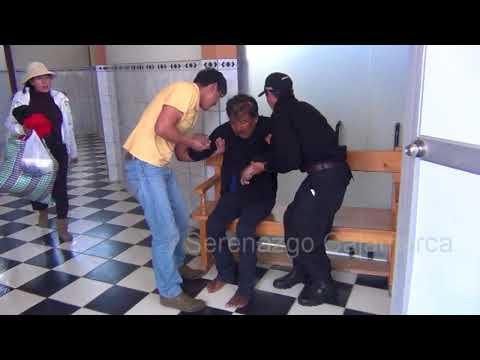 SERENAZGO CAJAMARCA - Acción Social con persona indigente/ 04-11-14