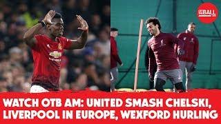 WATCH #OTBAM: World Class Pogba, Liverpool v Bayern, Darby & Tyrell, Wexford Hurling, Irish Rugby |