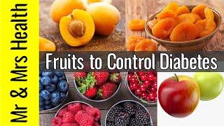 5 Best Fruits for Diabetes Control | Good Foods for Diabetic Patients | 5 Diabetic Diet Food List
