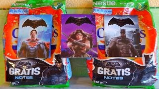 2016 DC Comics Batman v Superman: Dawn of Justice Movie Nestle Cereal Promo Pack Activity Book