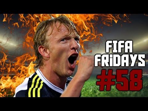 FIFA FRIDAYS #58 - DIRK KUYT FIXT CHICKS!