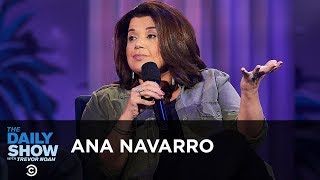 Ana Navarro - Trump's Effect on the GOP & Florida's Heated Gubernatorial Race | The Daily Show