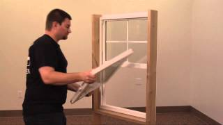 (1.80 MB) How to Replace the Sash on a Vinyl Window with a Tilt Sash Mp3