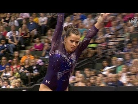 Alicia Sacramone Visa Championships Vault night 2