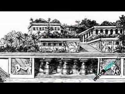 Wonders of the Ancient World - Hanging Gardens of Babylon
