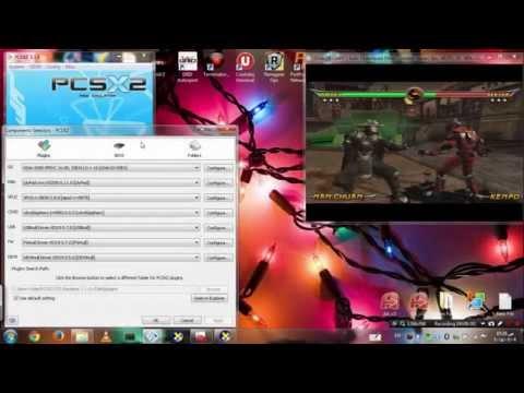 Mortal Kombat Armageddon pcsx2 config \ speed up \ Setting (50 TO 60 FPS)