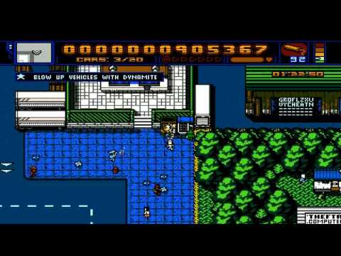 Retro City Rampage PC 1080P HD Playthrough - PT. 31