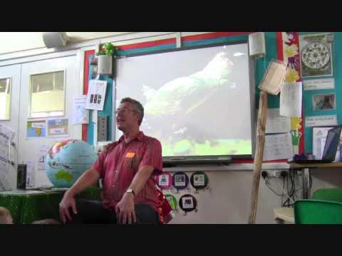 David Heathfield tells The Platypus, an Australian Aboriginal creation story