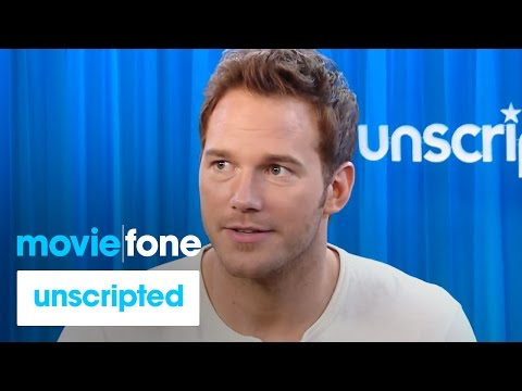 Chris Pratt on Being Cast in Guardians | Unscripted | Moviefone