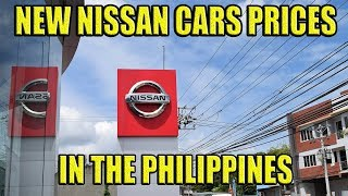 New Nissan Car Prices In The Philippines. (2019)
