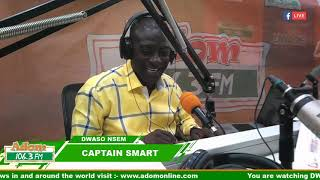 DWASO NSEM NEWSPAPER REVIEW - N'APOSO N'APOSO on Adom FM (20-2-19)
