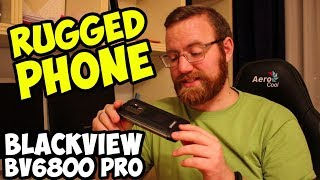 RUGGED PHONE REVIEW. BLACKVIEW BV6800 PRO.