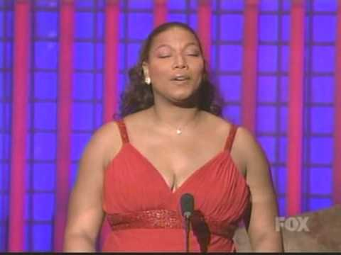 OPRAH WINFREY HONORED - QUEEN LATIFAH & JAMIE FOXX