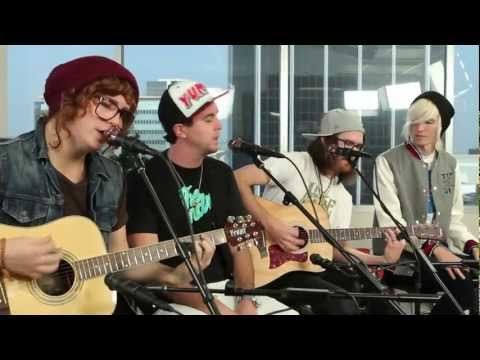 Forever The Sickest Kids - Keeps On Bringing Me Down