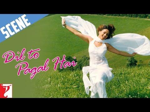 Maya Ek Aise Ladki Hai - Scene - Dil To Pagal Hai