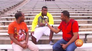 Sport America intervew with Hussen Seman