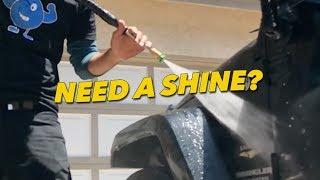 Need A Shine? - MobileWash | Hand Car Wash & Car Detailing Near Me