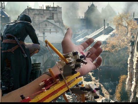 K'nex Phantom Blade (Wrist bow)