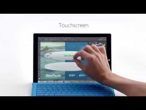 พอเป็นสีสัน!! โฆษณา Surface Pro 3 พาดพิงถึง MacBook Air