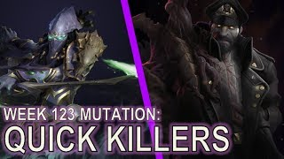 Starcraft II: Quick Killers [Vorazun's Bread and Butter]