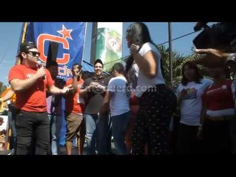 Sandra Berrocal Meneando la Chapa