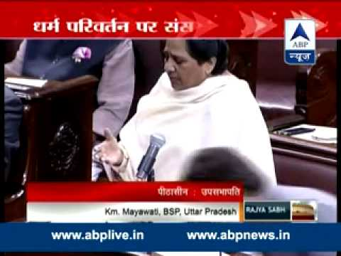 An attack on secularism: Mayawati on religious conversion in Agra