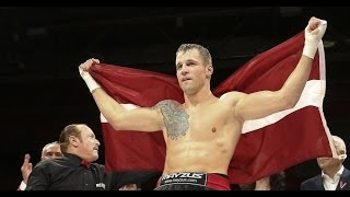 MAIRIS BRIEDIS - Highlights/Knockouts | Майрис Бриедис