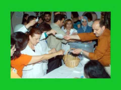H. E. President Bashar Al-Assad  Elections 2007 Video 3.