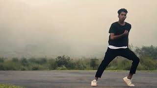 Lyrical hip-hop dance