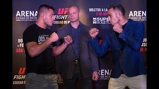 Rafael Dos Anjos vs Tony Ferguson CFC 4 title fight