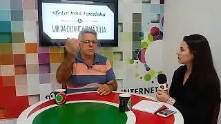 Papo Reto - AgoraVale recebe Álvaro Bodini, responsável pelos Lares Irmã Terezinha e Irmã Julia