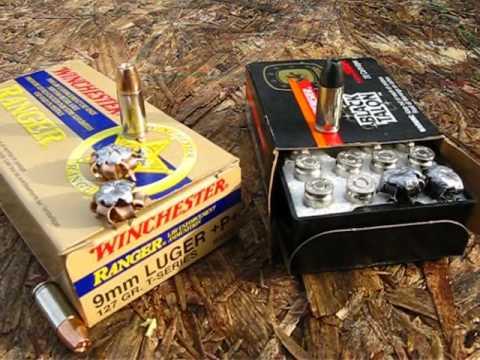 Winchester Black Talon 9mm 9mm Black Talon And Ranger