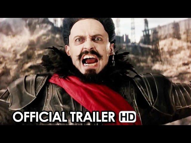 PAN starring Hugh Jackman & Levi Miller - Official 'Advenure' Trailer (2015) HD