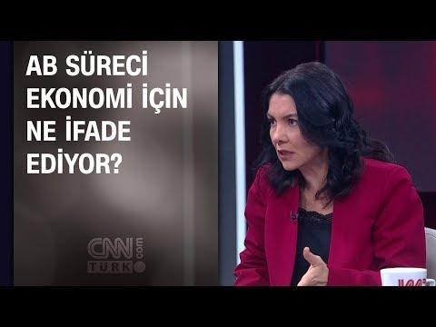 AB süreci ekonomi için ne ifade ediyor?